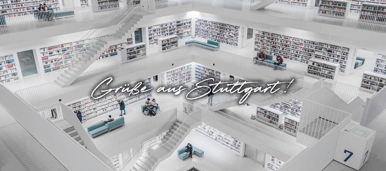 Bibliothek Stuttgart